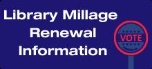 Millage Renewal Information